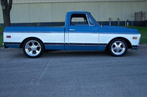 1972 Chevy Lowered Truck
