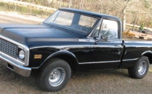 Classic '72 Chevy Truck